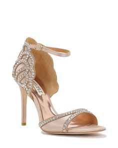 ROXY evening shoes by Badgley Mischka, now available at the official website. Free shipping, exchanges, and returns.