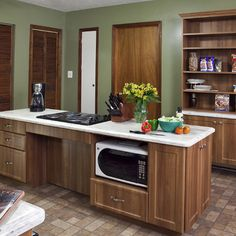 59 best wheelchair accessible kitchens images on Pinterest | Diy ...