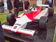 336 McLaren M29B Cosworth  (1980)