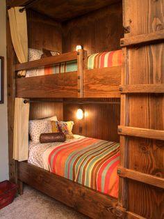 Bunkroom Design Ideas, Pictures, Remodel and Decor