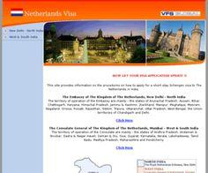 Hollanda vizesi için yapmanız gereken tek şey www.hollandavizesi.com adresini ziyaret etmeniz olacaktır.Hemen hollanda aile ziyareti vizesi al,ticari hollanda vizesi al,turist hollanda vizesi
