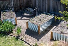 10 Free Raised Planter Box Plans for Your Yard or Porch garden planters from pallets Planters Planters diy planters diy plans Planters pots Planters raised Planters vegetable Metal Raised Garden Beds, Raised Garden Planters, Raised Planter Boxes, Raised Garden Bed Plans, Raised Bed Garden Design, Raised Vegetable Gardens, Raised Beds, Veg Garden, Building Planter Boxes