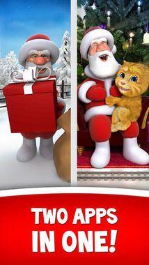 How to Keep the Magic of Santa Alive, Step 10: Talking Santa