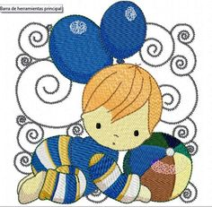 Smurfs, Machine Embroidery, Clip Art, Kids Rugs, Fictional Characters, Gaia, Toddlers, Link, Happy Girls