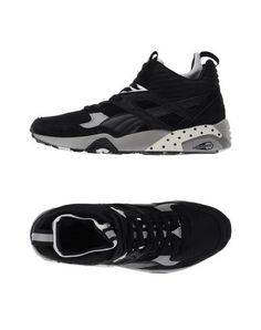 PUMA Sneakers. #puma #shoes #high-tops