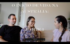 Inicio de vida na Austrália