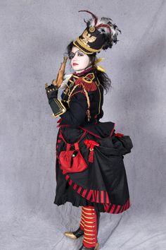 Pirate steampunk