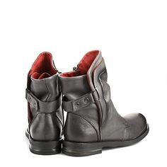 Mini boots Buffalo, gris