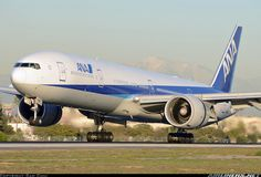 All Nippon Airways - ANA JA778A Boeing 777-381/ER aircraft picture