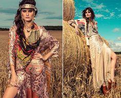How to Wear Bohemian Fashion Style  #bohochic #bohemian #boho