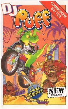 DJ Puffs Volcantic Capers (C64)
