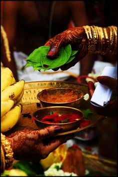 An Indian wedding. What glorious colours.