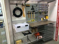 Convert Your Garage into a Man Cave - Man Cave Home Bar Clean Garage, Diy Garage, Organized Garage, Garage Storage Systems, Basement Storage, Tool Storage, Garage Renovation, Garage Makeover, Garage Exterior