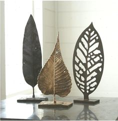 Bodhi Leaf On Stand + Reviews | Crate and Barrel #hipsterhomedecor #Barrel #Bodhi #Crate #hipsterhomedecorkitchen #Leaf #Reviews #Stand