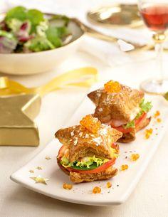 Canapés variados y fáciles de hacer para sorprender a tus invitados Canapes Faciles, Tapas, Sandwiches, Chicken, Breakfast, Ethnic Recipes, Food, Hamburgers, Appetizers