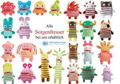 Schmidt Gerd Hahns Sorgenfresserchen Sorgenfresser 21cm - 48cm Stofftier NEU | Spielzeug, Stofftiere, Sonstige | eBay!