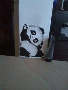 Desen pe perete