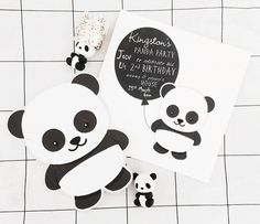 Kingston's Panda Party with Sugarcoated Events | Little Gatherer