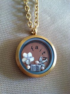 Faith - South Hill Designs Locket