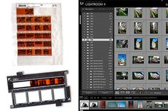 How to Digitize a Film Archive with Adobe Lightroom or Adobe Camera Raw—Step-by-step tutorial; Very detailed;