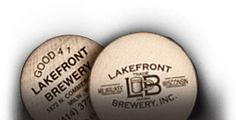 Lakefront Brewery tour - in Milwaukee, WI