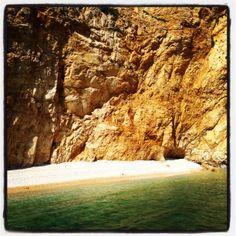 Beaching it in Croatia. Krk.