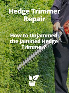 The most usual reason for the hedge trimmer becoming jammed is because of forcing the machine to perform jobs that are suitable for it, whether it is electric, corded, or gas-powered. In this article, you will get to know more about what is a hedge trimmer and why it gets jammed. #HedgeTrimmer #ElectricHedgeTrimmer #StihlHedgeTrimmer #HedgeTrimmerSharpening #PoleHedgeTrimmer #GardenHedgeTrimmer how to sharpen hedge trimmers | how to use a hedge trimmer | how to store hedge trimmer. Above Ground Sprinkler System, Decorative Rain Barrels, Sprinkler Irrigation, Garden Hedges, Hose Reel, Garden Maintenance, Garden Care, Growing Vegetables