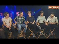The Boys Dish on Dating Rumors, Midnight Memories and Their Favorite Lat...