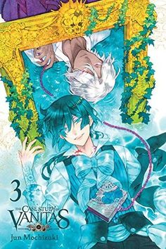 Scaricare o Leggere Online The Case Study of Vanitas, Vol. 3 Libri Gratis PDF/ePub - Jun Mochizuki, The masked ball has ended, but the music plays on. As Noe and Vanitas return disgraced from Altus, the curtain rises on. Pandora Hearts, Manga Anime, Anime Guys, Anime Art, Vanitas No Shuki, Digimon, Vampires, Manga Books, Manga Covers