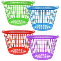 Bulk Large Bright Plastic Laundry Baskets At Dollartree Com Met Afbeeldingen