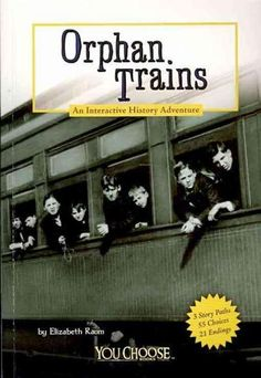In the early 1900s, adults hoped to find parents for homeless city children by sending them west on trains. Most of these children had no idea whether they would find kind adoptive families or be forc