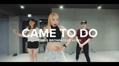 Jiyoung Youn teaches choreography to Came to do by Chris Brown (feat. Akon) Learn from instructors of 1MILLION Dance Studio in YouTube! 1MILLION Dance TUTORI...