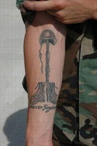 USMC Tattoo Designs