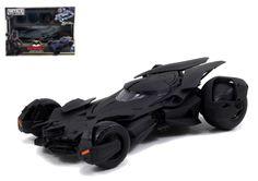 Diecast Auto World - Jada Toys DC Comics Batman vs Superman BATMOBILE Black Diecast Metal Model Kit 97781, $22.99 (http://stores.diecastautoworld.com/products/jada-toys-dc-comics-batman-vs-superman-batmobile-black-diecast-metal-model-kit-97781.html)