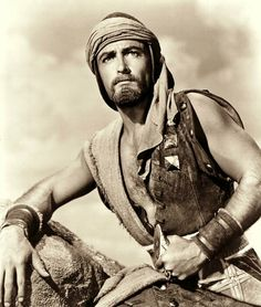 The Ten Commandments (1956) - John Derek