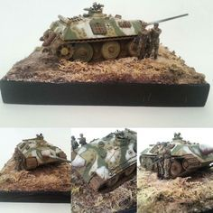 """On instagram by panzerinscale  #braille #doitbraille (o)  http://ift.tt/22lPvY1  Finished Pegasus E-25. 1/72 scale. The model was finished in a hypothetic """"panzer -46 tarnung"""" with inspiration from the famous pictures of the Kingtiger in """"octopus-camo"""". scale #panzerinscale #militarymodel #militarymodelling #ww2 #tank #plasticmodel #plasticmodels #plastickit #72ndscale  #plasticmodelling  #entwicklungsfahrzeug25 #entwicklungsfahrzeug #panzer46 #pegasus #pegasuse25"""