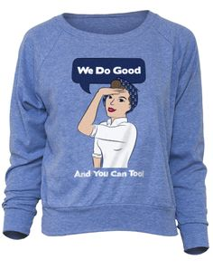 Delta Gamma Rosie Do Good Raglan - Adam Block Design