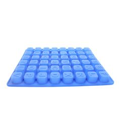 Chocolate Moulds Silicon Alphabets 1