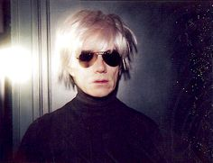 There's always Warhol's fright wig, if you're lacking Halloween inspiration