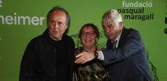 La Fundación Maragall tiene ya 2.000 voluntarios para estudiar el alzheimer | Cataluña | EL PAÍS