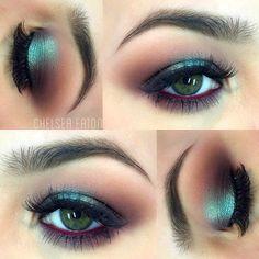 Instagram photo by @makeupchelsea via ink361.com Mac Eyeshadow Looks, Lip Pencil, Swatch, Makeup Looks, Eye Makeup, Lashes, Chelsea, Lips, Makeup Ideas