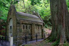 El mausoleo de los Henry en la abadía de Kylemore