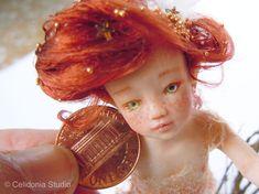 Sognare bambini ~ Celidonia studio: bambole куклы pinterest scale and dolls