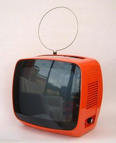 Retro Color TV I have one very similar :)