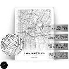 Vienna Map Printable Wall Art, Map Gifts, Vienna City Map Wall Art Prints, Maps As Art, Printable Ma Map Wall Art, Map Art, Wall Art Prints, Poster Prints, Printable Maps, Printable Wall Art, Printables, Dallas Map, Dallas City
