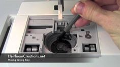 How to Clean a Husqvarna Viking Sewing Machine