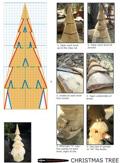 Free Christmas Wood Carving Patterns