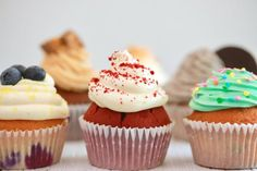 Crazy Cupcakes: One Easy Cupcake Recipe with Endless Flavor Variations!