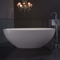 I'm in love with this tub. Aquatica PURESCAPE 503 Freestanding Tub