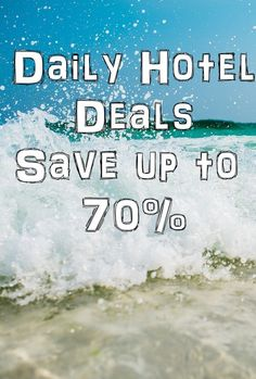 """Daily Hotel Deals - Save up to 70%  All the top travel deals and discounts from the top networks.Budget and last minute travel deals, discounts, and tips.     75% off Cruises  50% off Vacation Packages:  Enter your destination into the """"when to buy flights tool"""" to see when fare's will be the lowest.  Get up to 65% OFF on Las Vegas Hotels!  Save up 30% on Europe Tours  30 Websites for Travel Deals :  26-Apr-2016 to 31-Jan-2019  Save up to $570  When You Book a  Hotel and Flight"""
